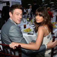 """Lea Michele, de """"Scream Queens"""", faz homenagem à Cory Monteith no dia do aniversário do ator"""