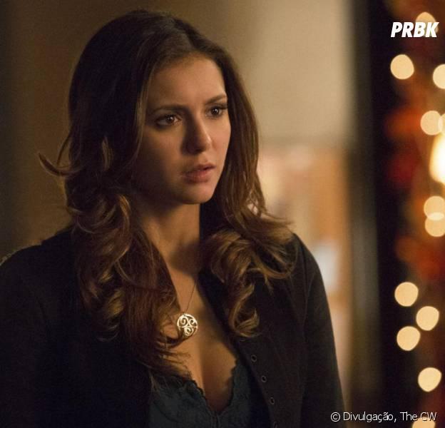 """Elena (Nina Dobrev) vai embora de """"The Vampire Diaries"""" de vez!"""