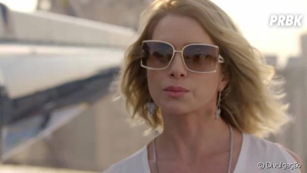 """Soraya (Letícia Spiller) consegue separar Benjamin (Maurício Destri) e Margot (Maria Casadevall) em """"I Love Paraisópolis"""""""