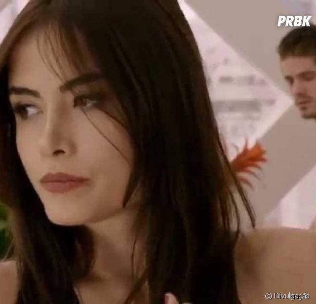 """Margot (Maria Casadevall) vai expulsar Benjamin (Maurício Destri) de casa em """"I Love Paraisópolis"""""""