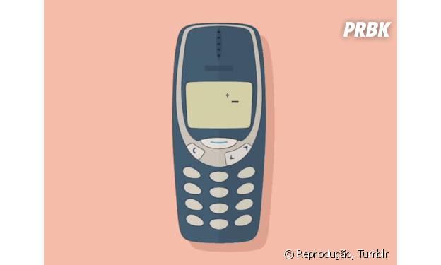 Jogo da cobrinha vinha instalado no aparelhos Nokia