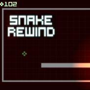 """Jogo da cobrinha está de volta! O clássico """"Snake Rewind"""" já está disponível para smartphones!"""