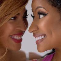 """Beyoncé e Nicki Minaj lançam clipe surpresa de """"Feeling Myself"""" com exclusividade no Tidal. Corre!"""
