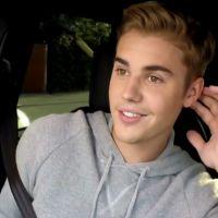"""Justin Bieber canta """"Baby"""" versão karaokê em participação divertida em programa de TV americano"""