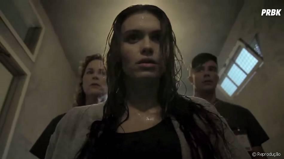 """Lydia (Holland Roden) será a mais atingida pelo vilão da 5ª temporada de """"Teen Wolf"""""""