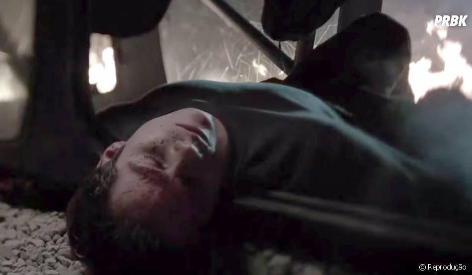 """Stiles (Dylan O'Brien) sofre um acidente grave em """"Teen Wolf"""""""