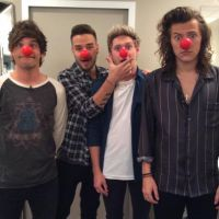 "One Direction, elenco de ""Game of Thrones"", ""Os Vingadores"" e outros na campanha ""Red Nose Day"""