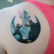 """De """"Game of Thrones"""", """"Jogos Vorazes"""", """"Os Simpsons"""" e as melhores tattoos de filmes e séries!"""
