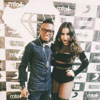 """Anitta e Nego do Borel fazem a festa na turnê """"Os Caras do Momento"""" e funkeiro anuncia parceria!"""