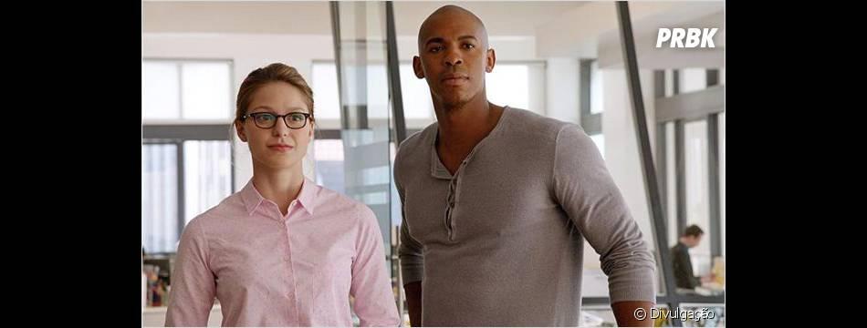 """Supergirl"" promete muita aventura e Melissa Benoist dá vida para a heroína"