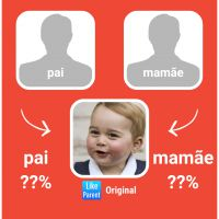 Você é a cara da sua mãe ou do seu pai? Aplicativo Like Parent mostra com quem você parece