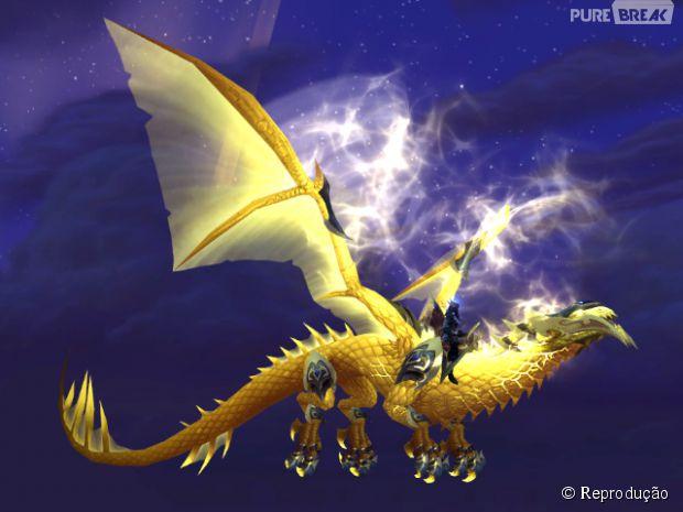"""As montarias voadoras estarão disponíveis em """"WoW: Warlords Of Draenor"""""""
