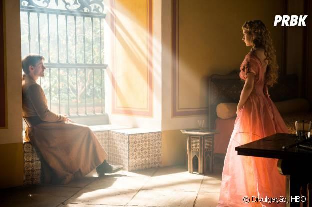 """Jamie (Nikolaj Coster-Waldau) e Myrcella (Nell Tiger Free) vão sofrer uma emboscada em """"Game of Thrones"""""""