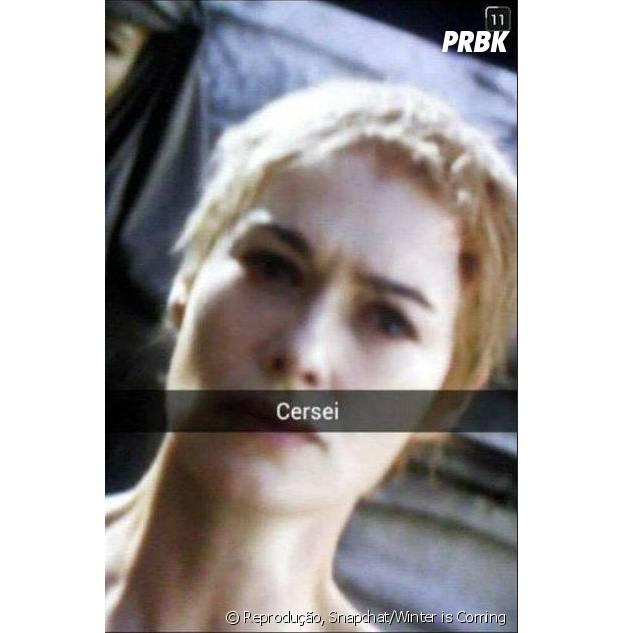 """Cersei (Lena Headey) vai cortar o cabelo e andar nua em """"Game of Thrones""""!"""
