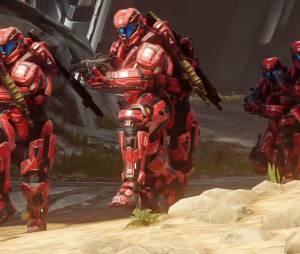 """O game vai ser lançado para Xbox One dia 27 de outubro de 2015. Além do modo multiplayer, uma Demo de """"Halo 5: Guardians"""" foi apresentada."""