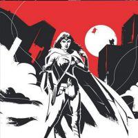 """De """"Batman V Superman"""": Mulher-Maravilha aparece pronta para o combate em novas artes divulgadas"""