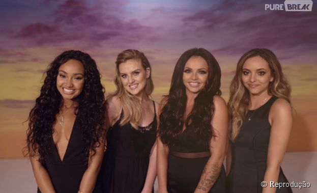 As meninas do Little Mix falaram com o Purebreak sobre seu perfume novo!