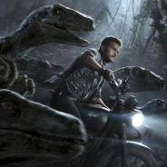 """Filme """"Jurassic World"""", com Chris Pratt, se mantém como o líder de bilheteria nos EUA!"""