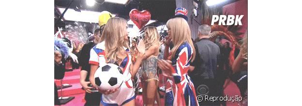 Taylor Swift é melhor amiga de várias modelos, como Cara Delevingne