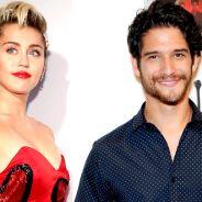 """Tyler Posey, de """"Teen Wolf"""", relembra romance na pré-adolescência com Miley Cyrus em entrevista"""
