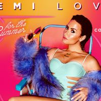 "Demi Lovato lança ""Cool For The Summer"" oficialmente no VEVO após vazamento do single na rede"