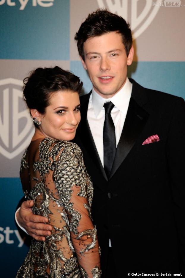 """Em entrevista ao programa """"The Ellen DeGeneres Show"""", Lea Michele falou da perda do namorado Cory Monteith: """"É muito difícil, mas você vai encontrar esta força"""""""