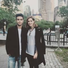 Sérgio Malheiros abre o coração e se declara para Sophia Abrahão durante entrevista nos EUA