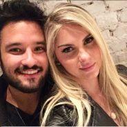 """Bárbara Evans abre o jogo sobre namorado Fabrício Assunção: """"Encontrei o homem da minha vida"""""""