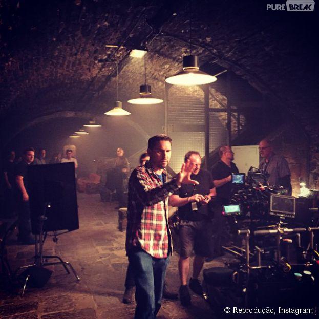 """Bryan Singer, diretor de """"X-Men: Apocalipse"""", vive compartilhando novidades sobre o filme"""