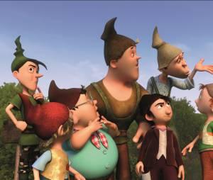 """A animação """"As Aventuras dos Sete Anões"""" promete divertir os fãs de contos de fadas"""