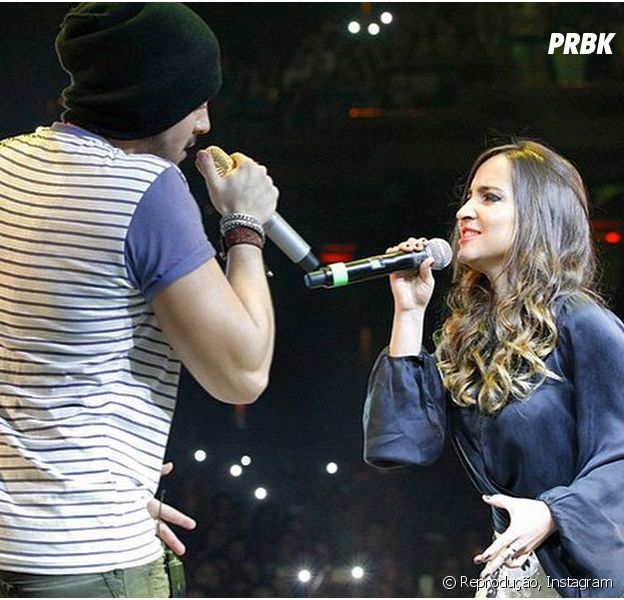 Luan Santana pode estar namorando a cantora Bárbara Dias