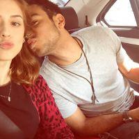 Sophia Abrahão e Sérgio Malheiros aparecem apaixonados em selfie e ganham elogios de shippers