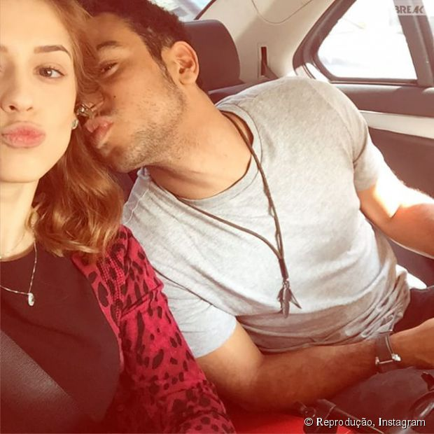 Sophia Abrahão e Sérgio Malheiros postam foto no Instagram para delírio dos shippers