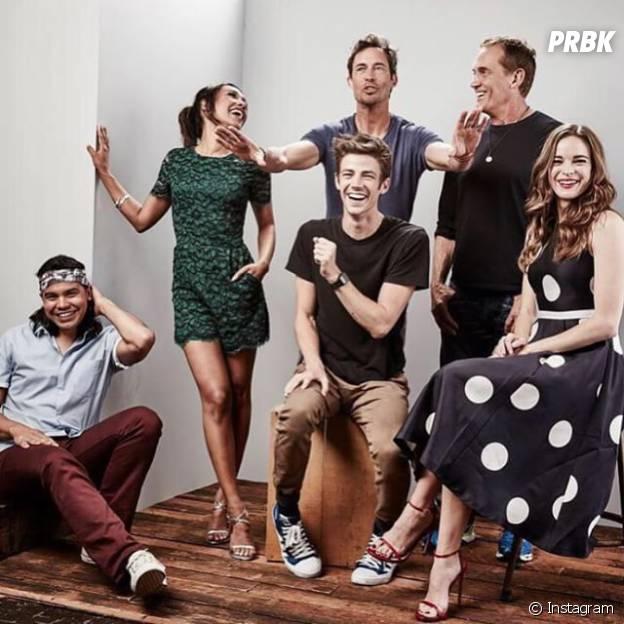 """O elenco de """"The Flash"""" se divertiu na Comic-Con 2015 e contou novidades!"""