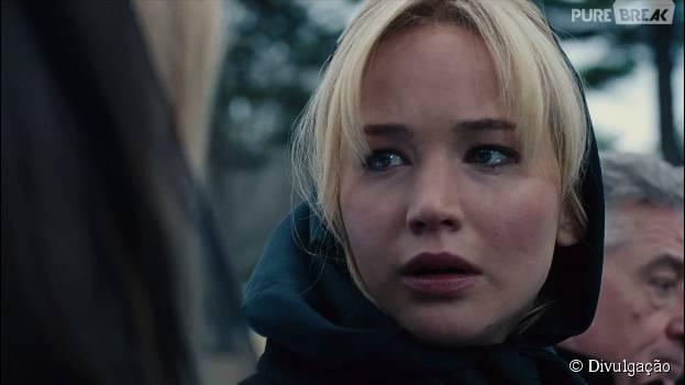 """Jennifer Lawrence, de """"Jogos Vorazes"""", aparece incrível em primeiro trailer de """"Joy"""""""