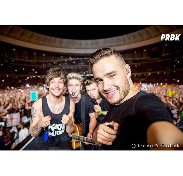One Direction lança vídeo de campanha de combate a fome e a miséria