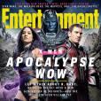 """Os mutantes de """"X-Men: Apocalipse"""" apareceram incríveis na capa da Entertainment Weekly!"""