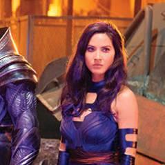"""Olivia Munn, de """"X-Men: Apocalipse"""", comenta uniforme sexy da Psylocke: """"É muito sensual"""""""