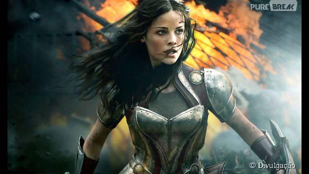 """Lady Sif, em """"Thor 3: Ragnarok"""""""