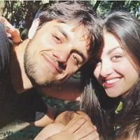 """De """"Malhação"""": Felipe Simas e Anaju Dorigon, casal na novela, definem amizade fora das telinhas!"""