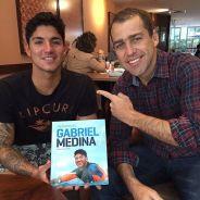 Gabriel Medina ganha biografia: veja algumas das curiosidades que podem ser encontradas no livro