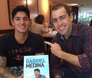 Confira algumas curiosidades que podemos encontrar na biografia de Gabriel Medina