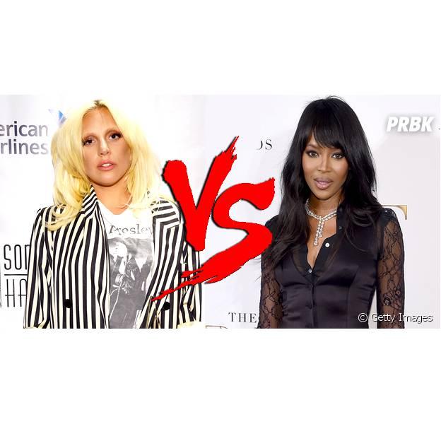 "Naomi Campbell, em ""American Horror Story: Hotel"", será rival de Lady Gaga"