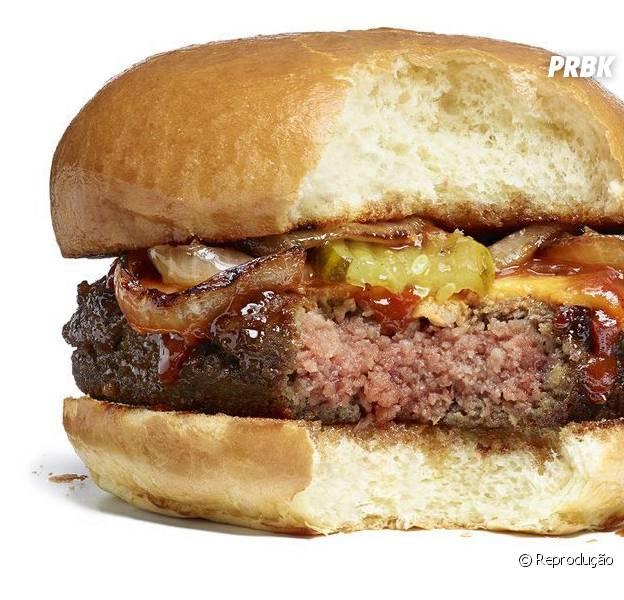 Google quer comprar empresa de alimentos que faz comidas impossíveis como o hambúrguer sem carne!