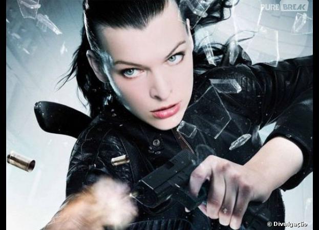 """""""Resident Evil"""" é a série de videogame mais bem sucedida das telonas"""