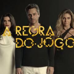 """Novela """"A Regra do Jogo"""": Cauã Reymond, Giovanna Antonelli e Alexandre Nero em teaser bombástico!"""