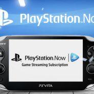 PlayStation Now chega ao PS Vita com direito a teste gratuito por 7 dias