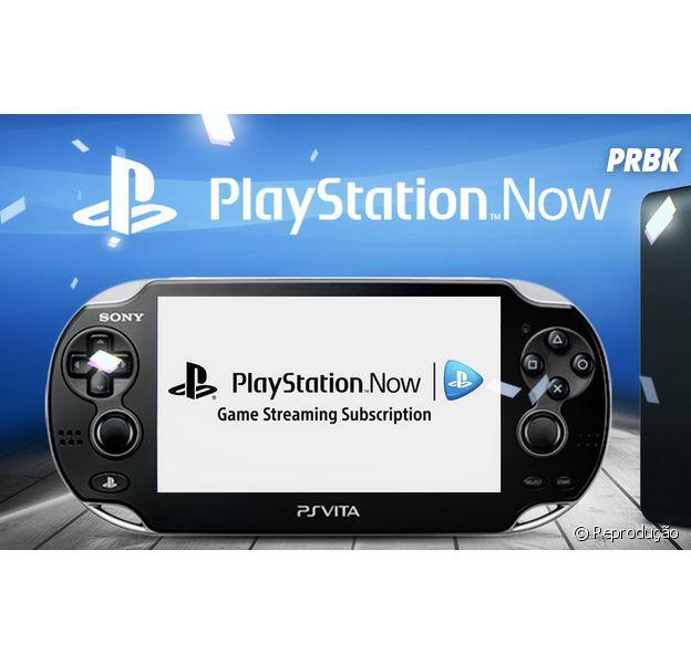 PS Now chega ao PS Vita e PS Vita TV em agosto, para usuários da América do Norte