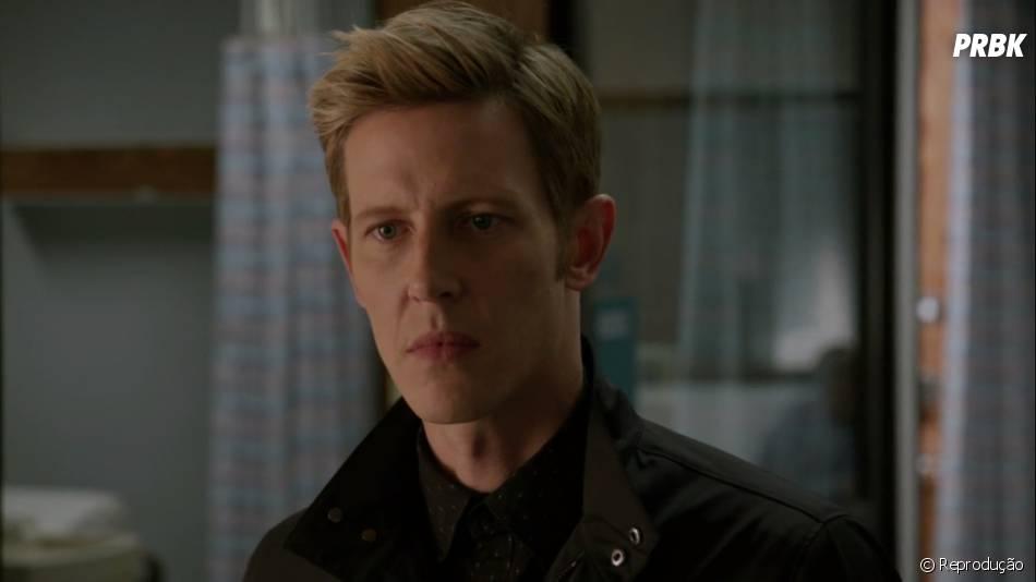 """Nolan (Gabriel Mann) era um dos personagens mais queridos de """"Revenge"""" e tem grandes chances de estar em um spin-off"""