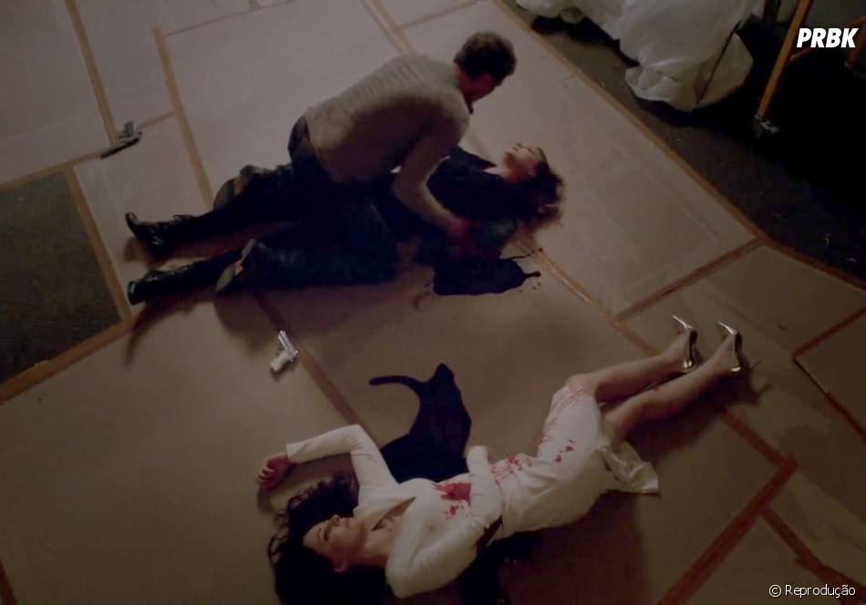 """Quem não lembra do final eletrizante de """"Revenge"""" entre Victoria (Madeleine Stowe) e Emily (Emily VanCamp)?"""